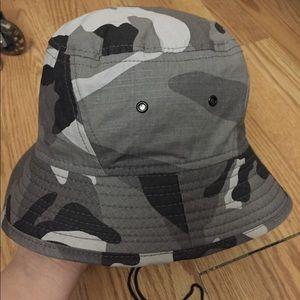 Champs Sports Gear Camo Bucket Hat